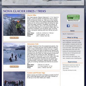 Glacier-treks