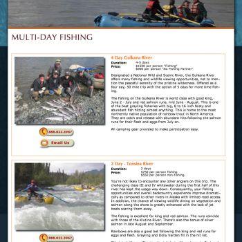 Trip Page